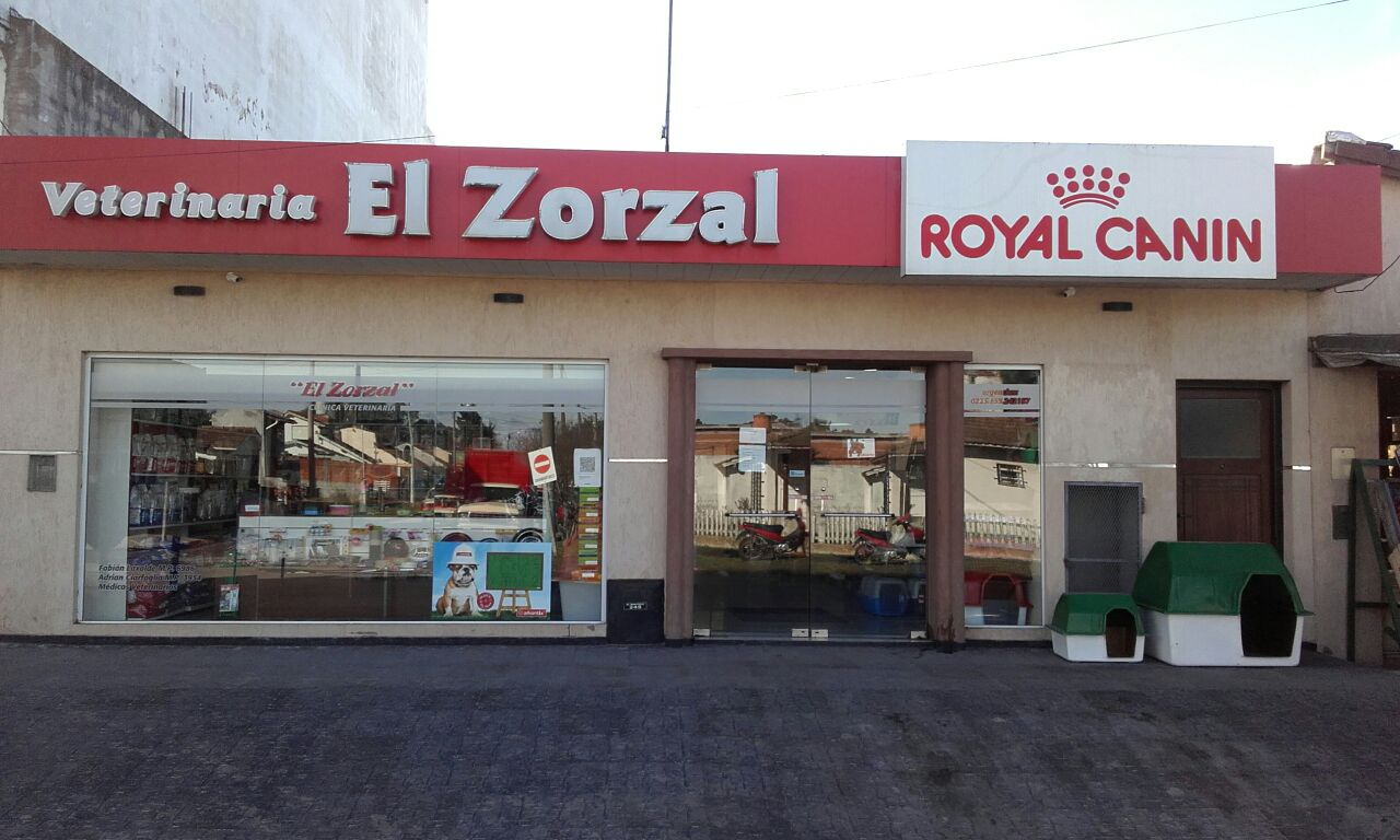 "Veterinaria ""El Zorzal"""