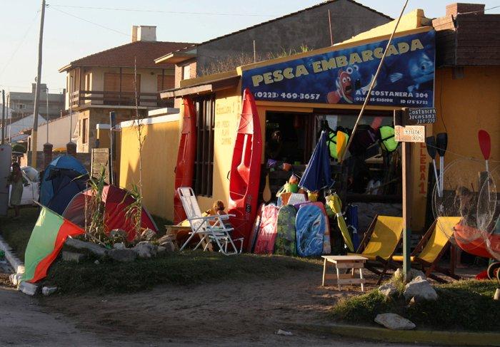 Escollera 1 – Casa de Pesca y Camping