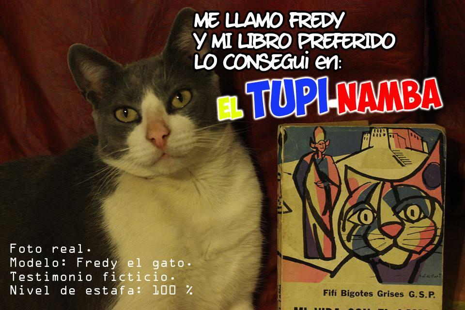El Tupi – Namba Librería