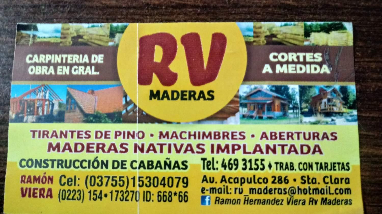 RV Maderas