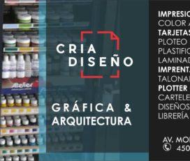 Cria Diseño Gráfico y Arquitectura
