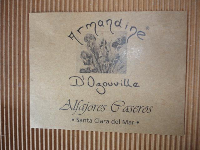 Alfajores Armandine D´Ozouville