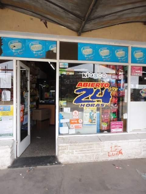 Kiosco 24 hs