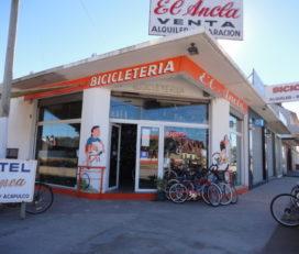 Bicicletería El Ancla