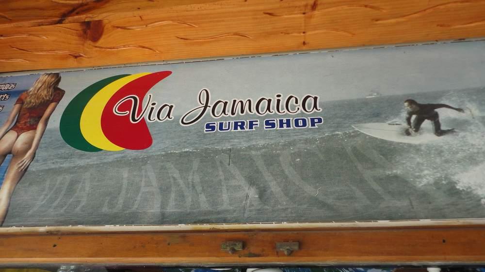 Vía Jamaica