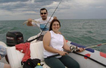 La Pesca en Santa Clara del Mar