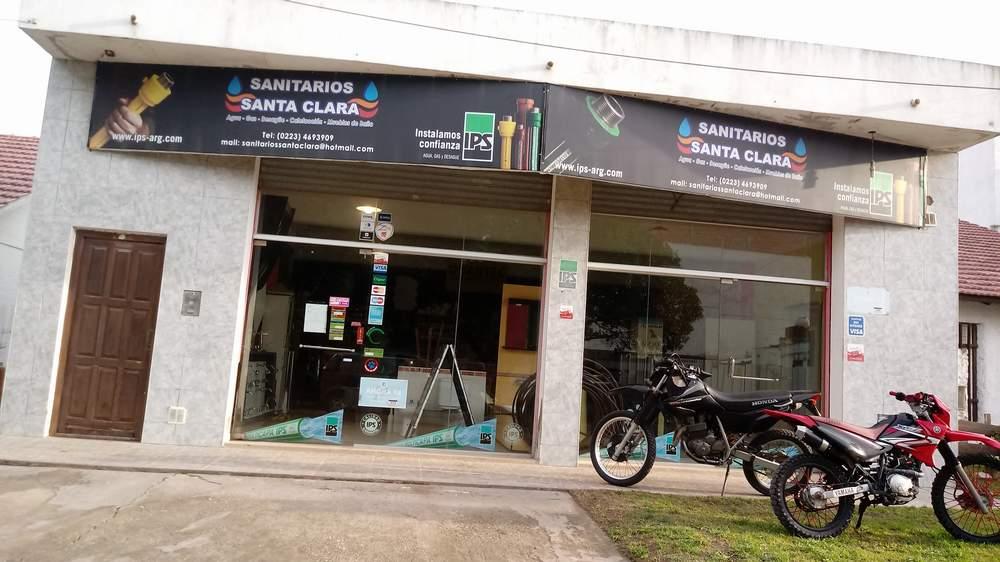 Sanitarios Santa Clara