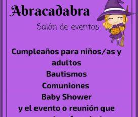 Abracadabra Eventos