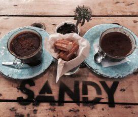 Sandy  Café y Helados