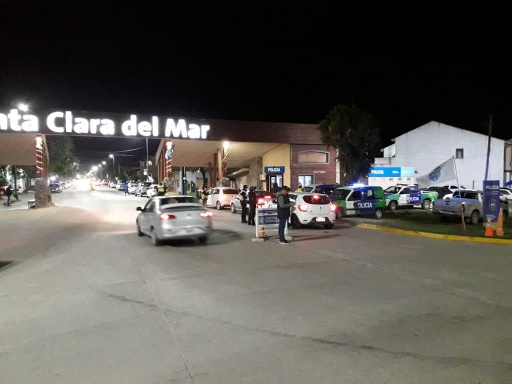 Policía de Santa Clara del Mar