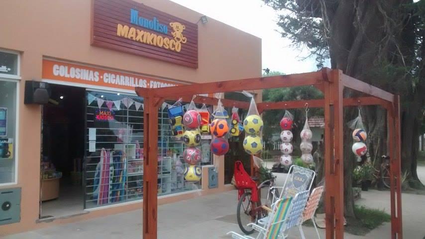 "Maxikiosco ""Monoliso"""