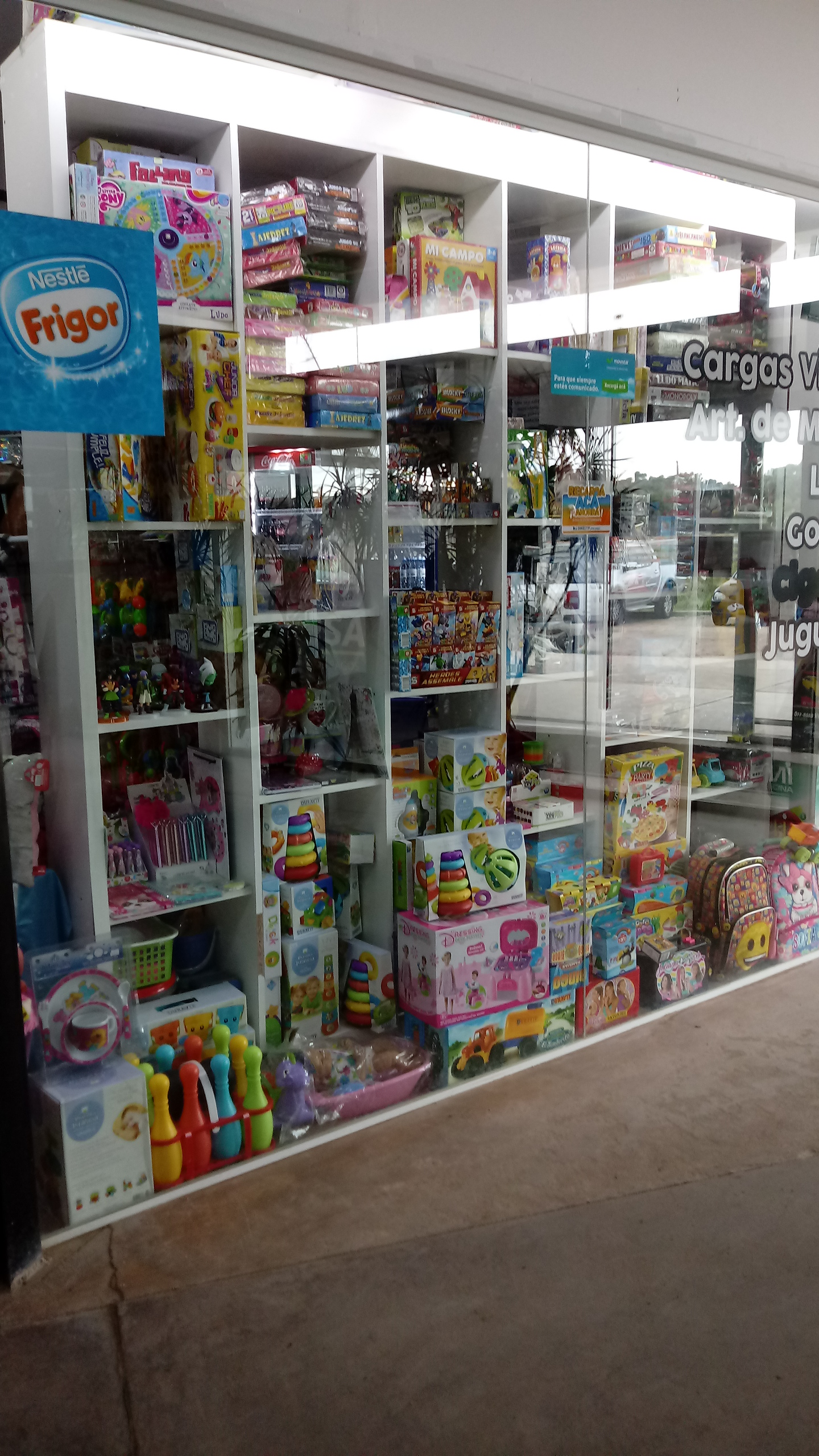 Kiosco Centro Comercial Santa Clara