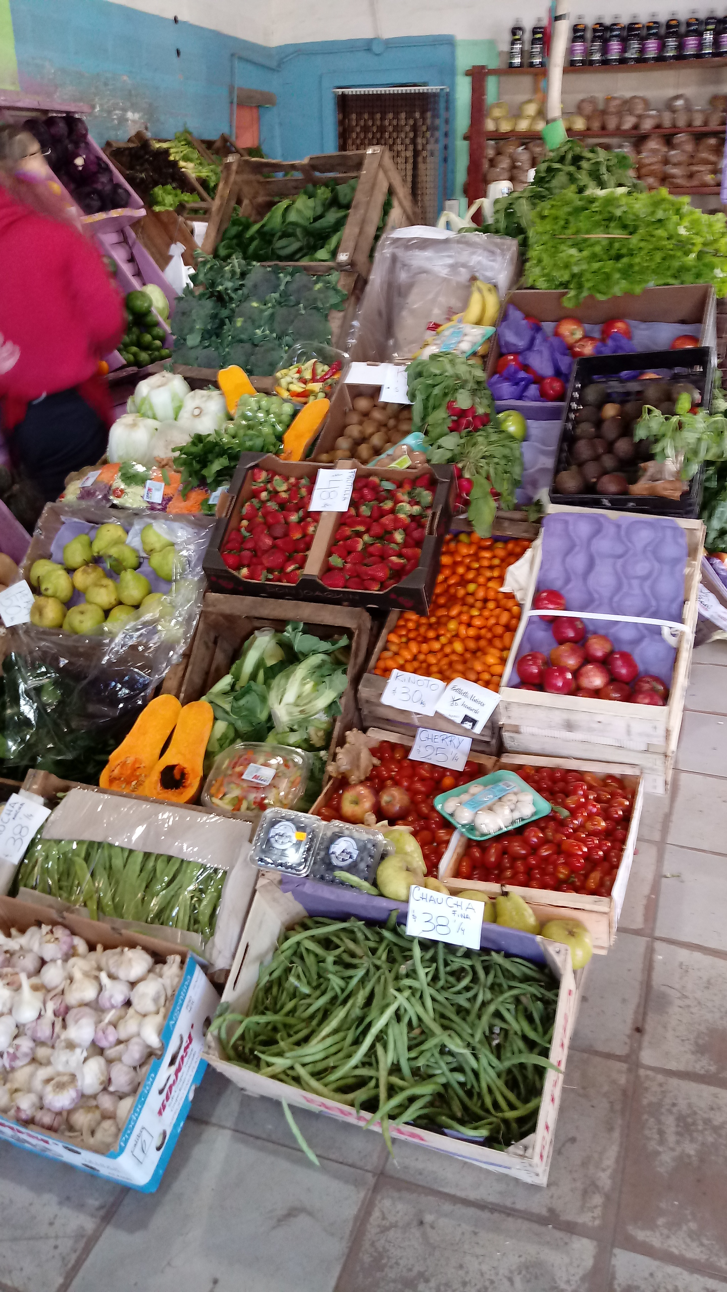 Mini mercado Martín