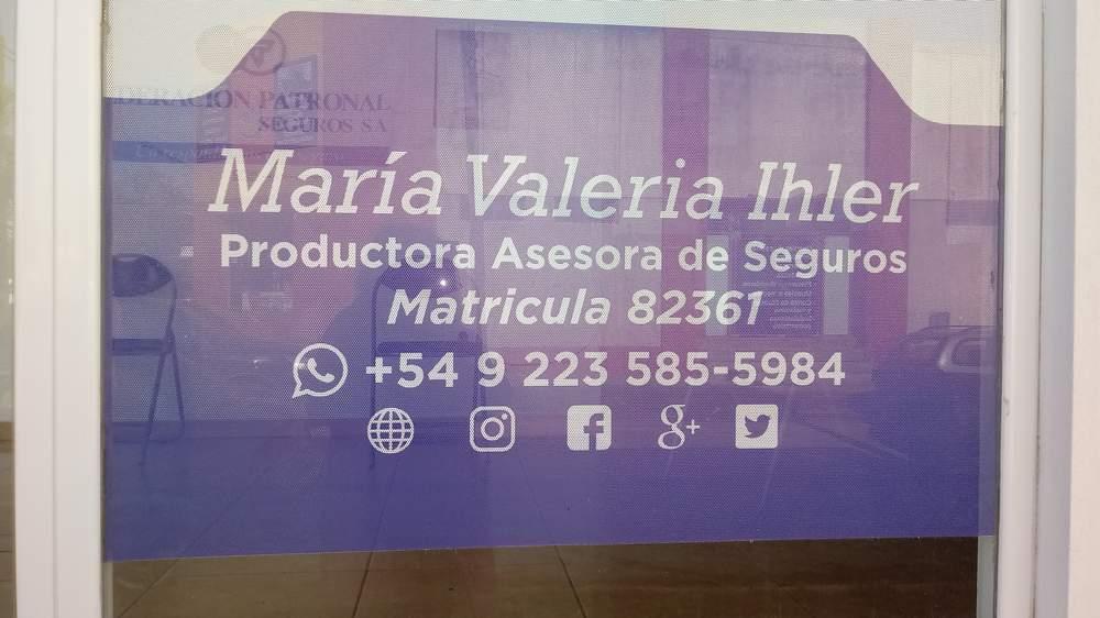 Seguros – María Valeria Ihler