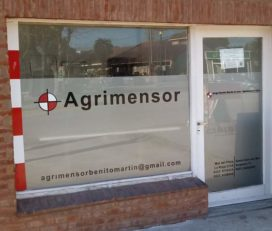 Agrimensor Benito Martín