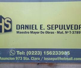Sepulveda Daniel E.