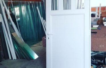 Carpintería De Aluminio Mónaco