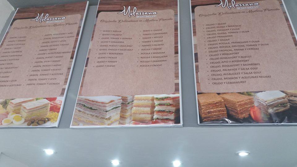 Mulassano Sandwichería
