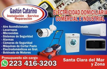 Gastón Catarino Electricidad