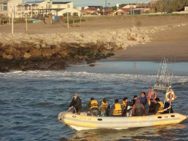 Eduardo lll Pesca Embarcado