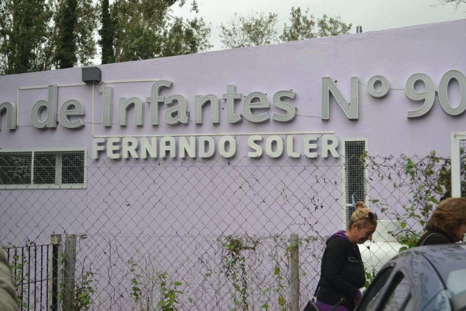 Jardín De Infantes 906 Fernando Soler