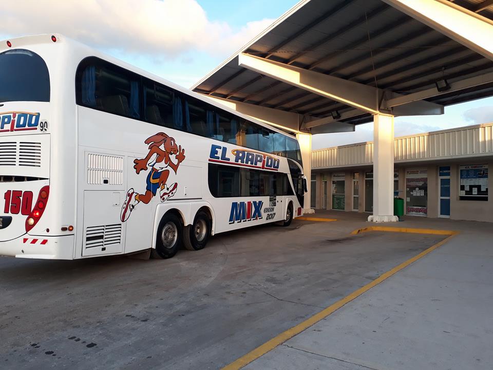 Terminal de Ómnibus de Larga Distancia