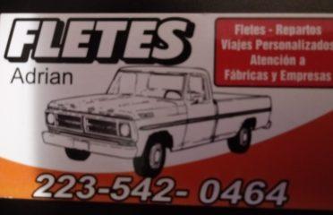 FLETES Adrián