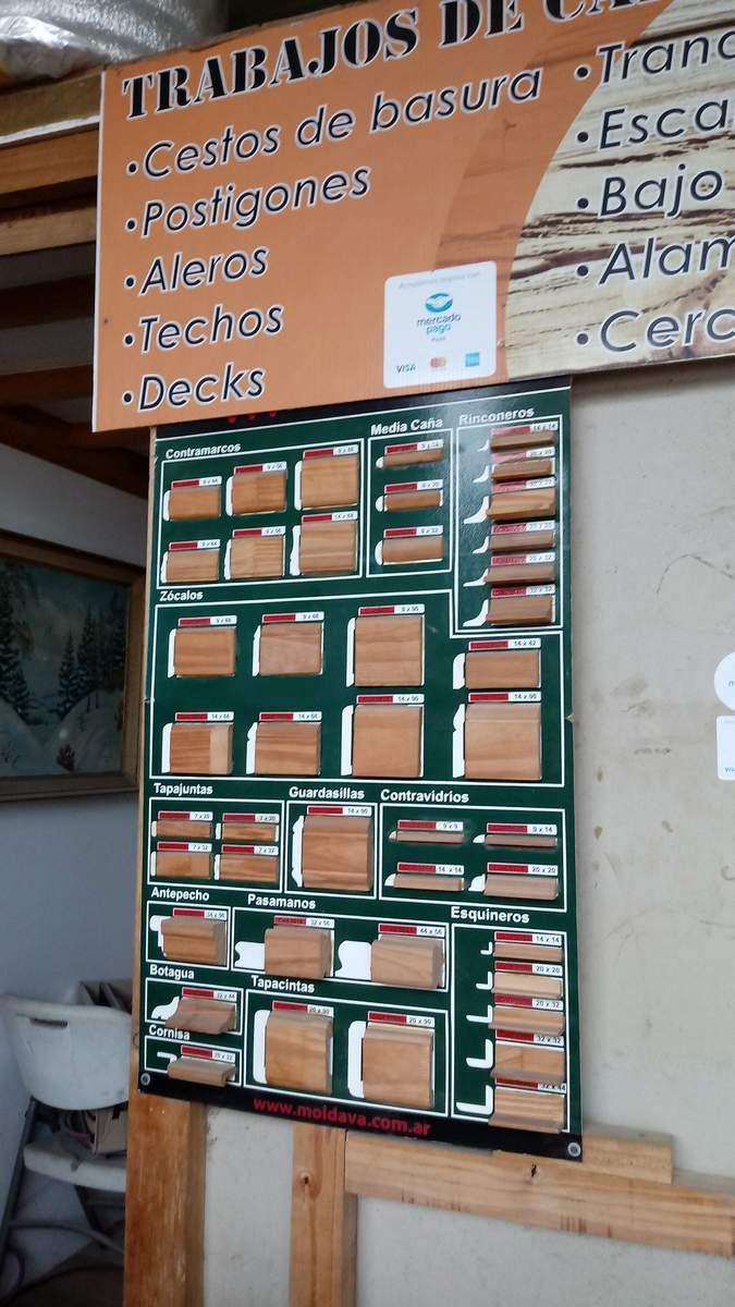 Maderera Atlántica
