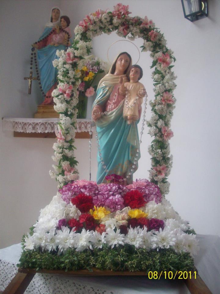 Capilla Nuestra Señora Del Rosario – Mar de Cobo