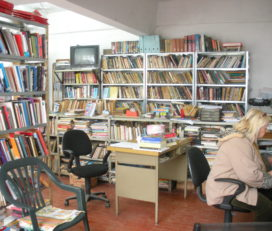 Biblioteca Bartolomé Mirabelli