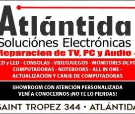 ATLANTIDA Soluciones Electrónicas