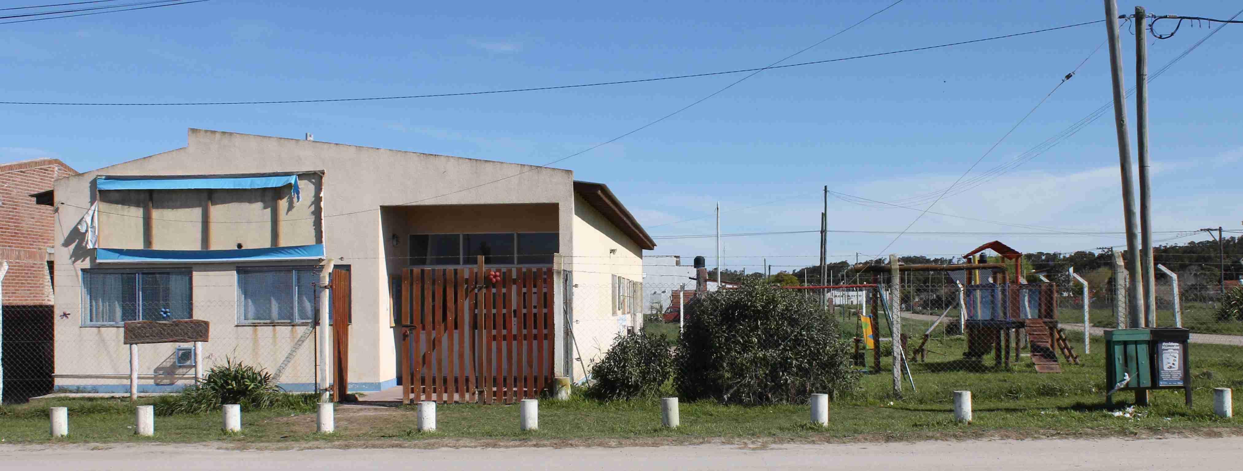 Jardín de Infantes N° 908 – Santa Elena