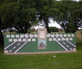 Homenaje a los Motoviajeros