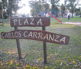 PLAZA CARLOS CARRANZA