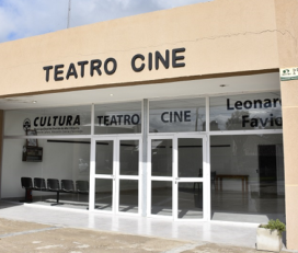 Teatro Cine Leonardo Favio