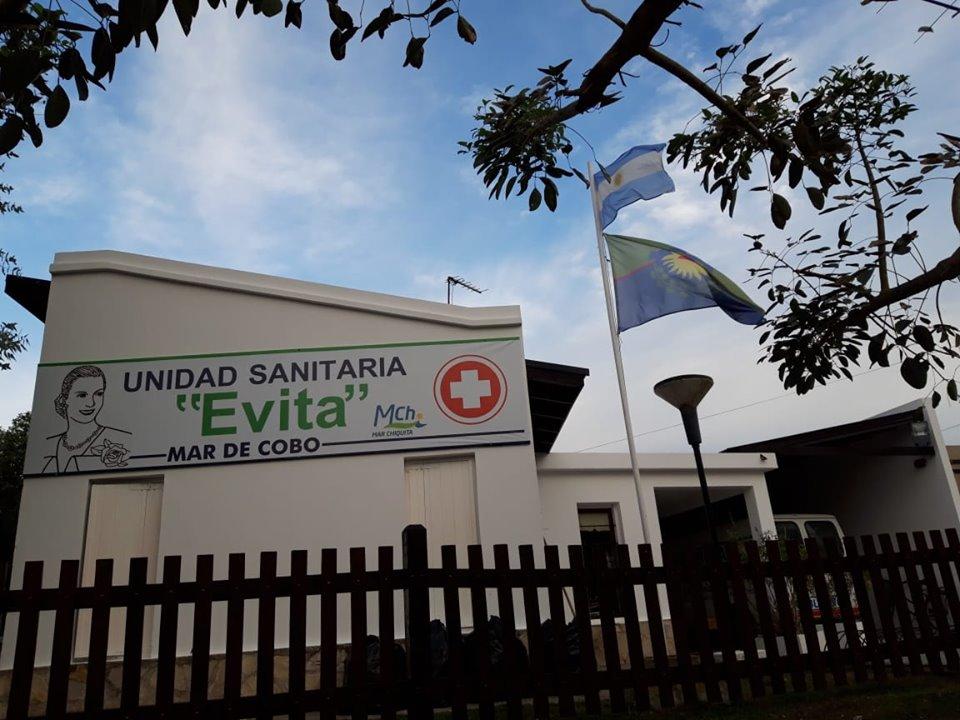 Unidad Sanitaria Evita
