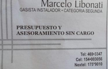 Libonati Marcelo Gasista
