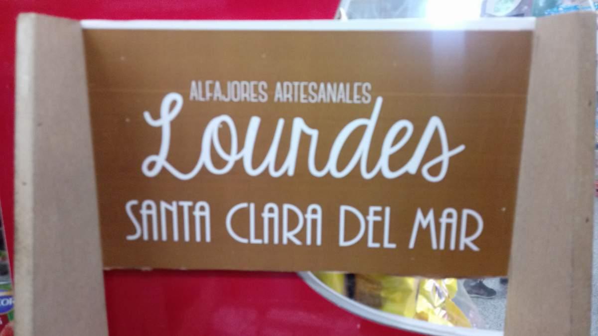 Alfajores Lourdes