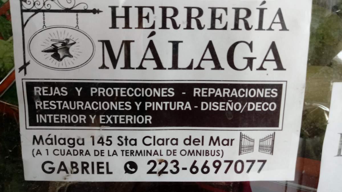 Herrería Málaga