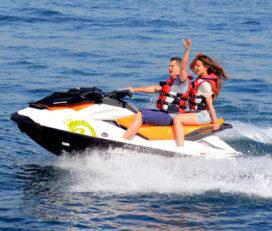Jet Sky y Moto de Aguas en Santa Clara del Mar