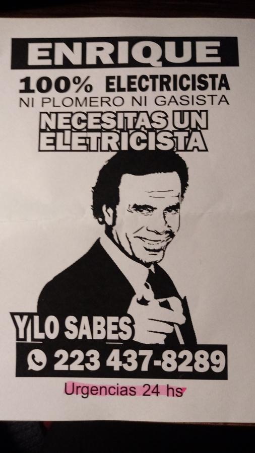 Enrique Electricista