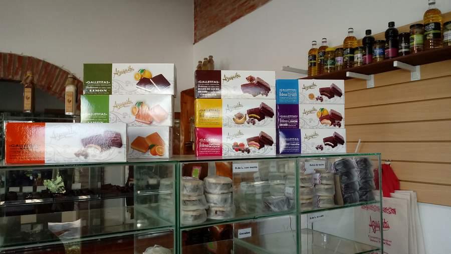 Antú Chocolates y Tejidos Artesanales