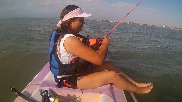KAYAK FISHING EXCURSIONES