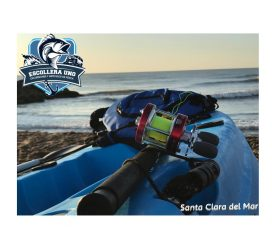 KAYAK FISHING EXCURSIONES