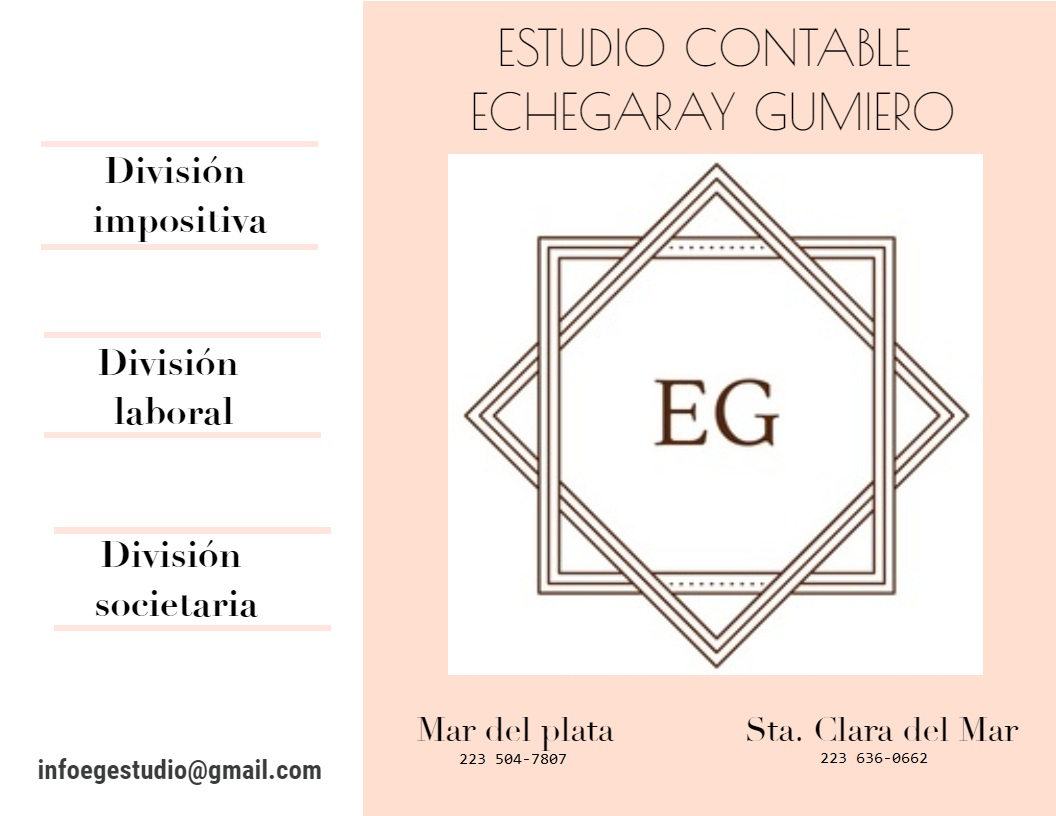Estudio Contable E&G – Contador Público