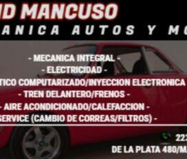 "David Mancuso ""Taller Mecánico"""