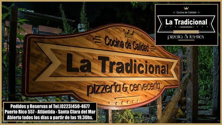 La Tradicional Pizzería & Cervecería