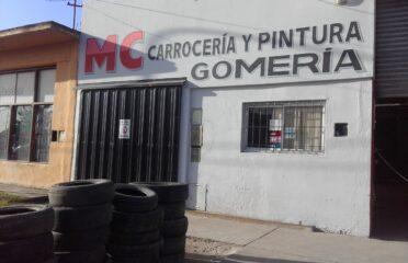 MC  Carrocería Pintura y Gomería