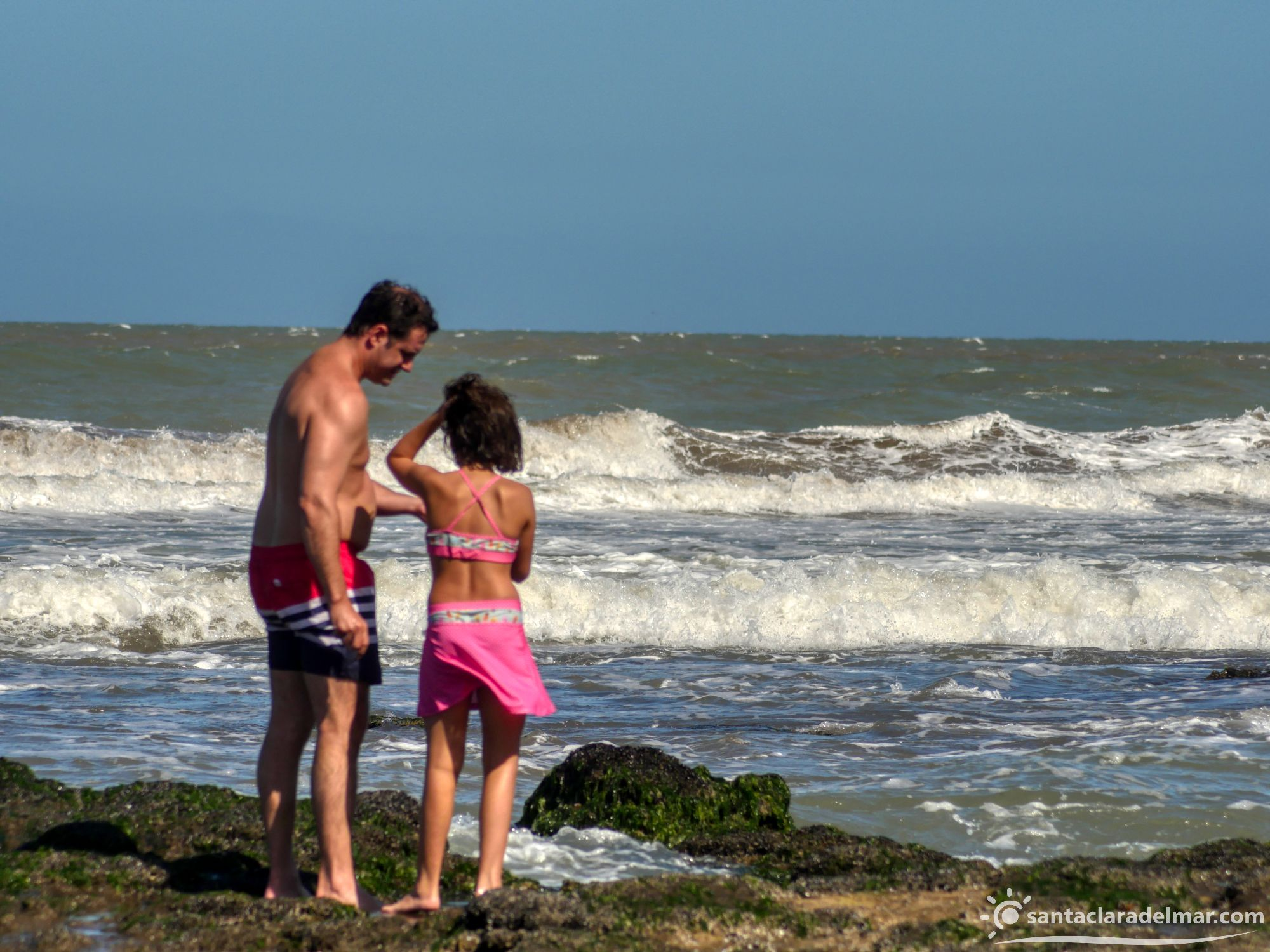 Las Playas de Santa Clara del Mar