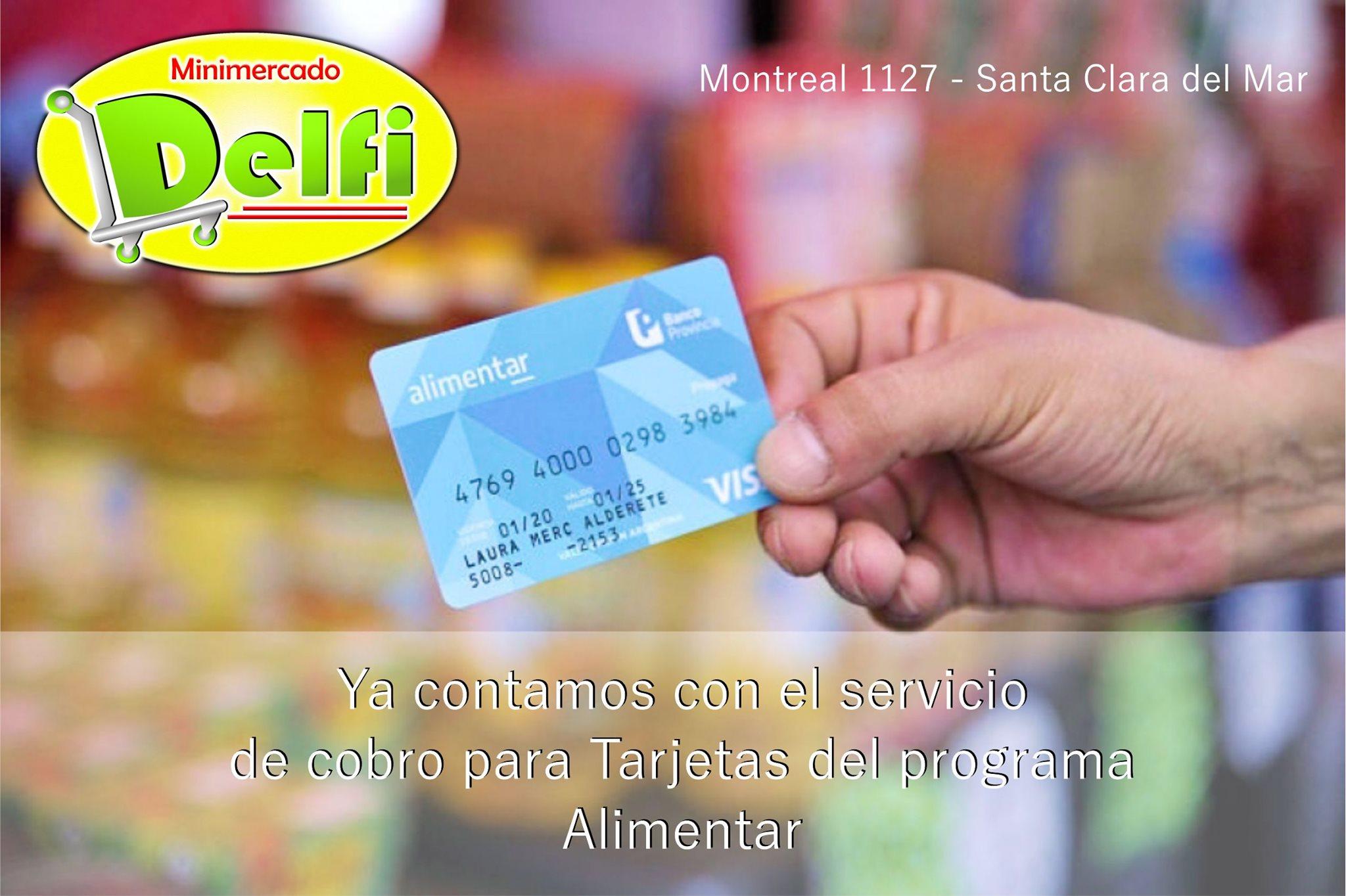 Minimercado Delfi